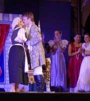 Il bacio di Cenerentola Cinderella CMT Musical Verona
