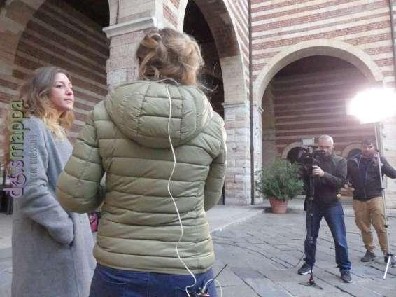 20171025 Elena Chemello rai3 alessia bottone Verona accessibile ph dismappa 336