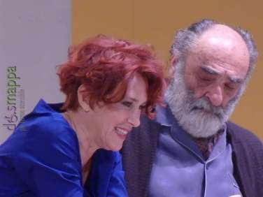 20171212 Alessandro Haber Lucrezia Lante Della Rovere teatro Verona ph dismappa 418