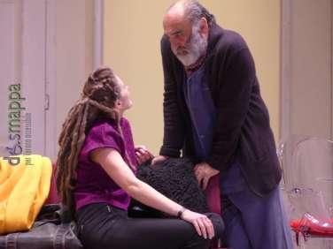 20171212 Alessandro Haber Lucrezia Lante Della Rovere teatro Verona ph dismappa 439