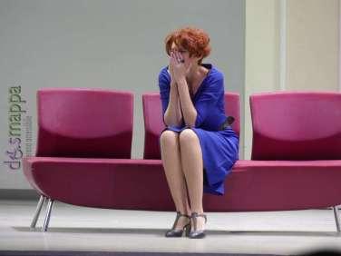 20171212 Alessandro Haber Lucrezia Lante Della Rovere teatro Verona ph dismappa 457
