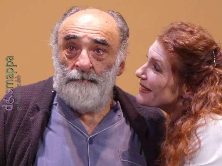 20171212 Alessandro Haber Lucrezia Lante Della Rovere teatro Verona ph dismappa 465