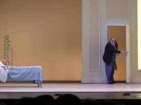 20171212 Alessandro Haber Lucrezia Lante Della Rovere teatro Verona ph dismappa 466