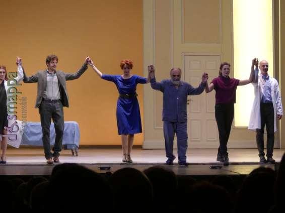 20171212 Alessandro Haber Lucrezia Lante Della Rovere teatro Verona ph dismappa 471