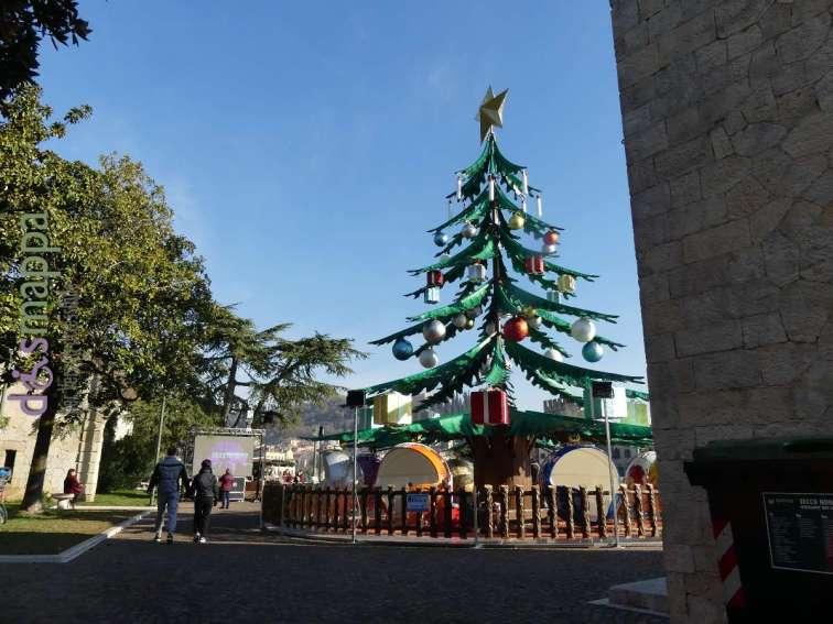 20171223 Giostra accessibile disabili albero Natale Verona ph dismappa 050