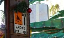 Accessibile è meglio, anche sulla giostra di Natale