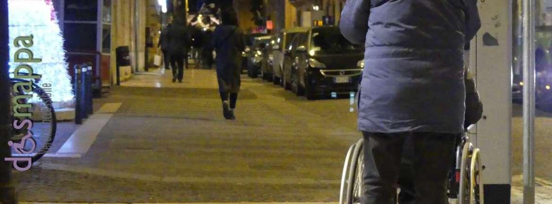 20170105 Disabile carrozzina Corso Cavour Verona dismappa 365