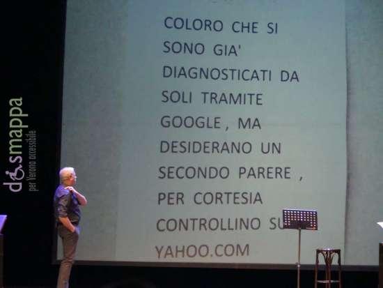 coloro che si sono già diagnosticati da soli tramite google, ma desiderano un secondo parere per cortesia controllino su yahoo.com
