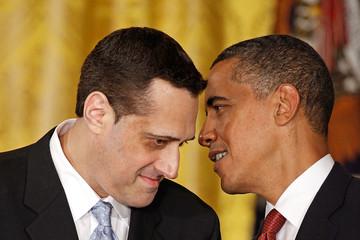Stuart Milk Barack Obama