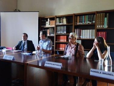 Inaugurazione della mostra e presentazione del volume di Franzina