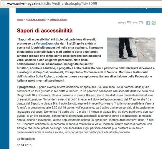 sapori-accessibilita-univrmagazine