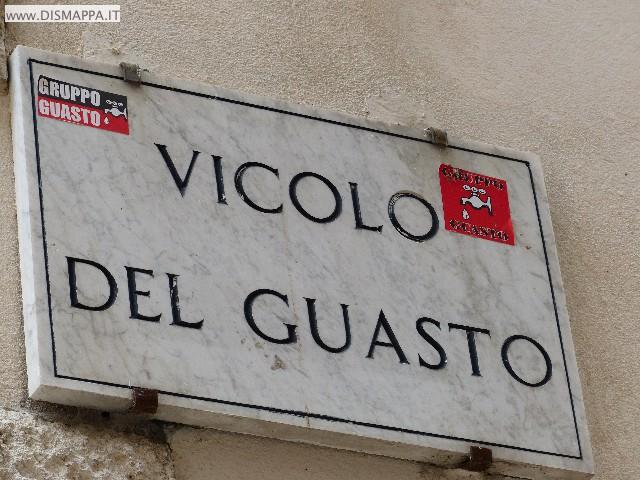 Vicolo del guasto - Antiche Mura Gallieno a Verona