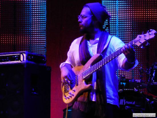 Munir Hossn - Verona, Euro Bass Day 2012