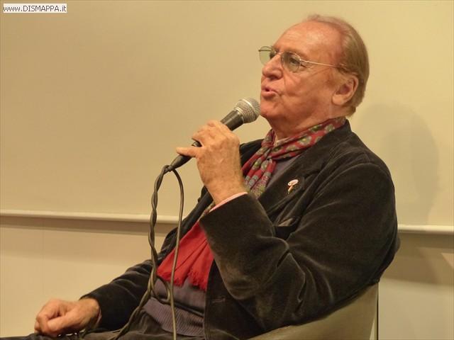 Renzo Arbore alla FNAC di Verona