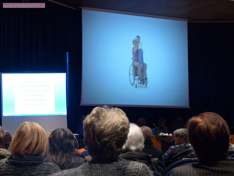 Convegno donne GALM - Corso autodifesa per donne disabili