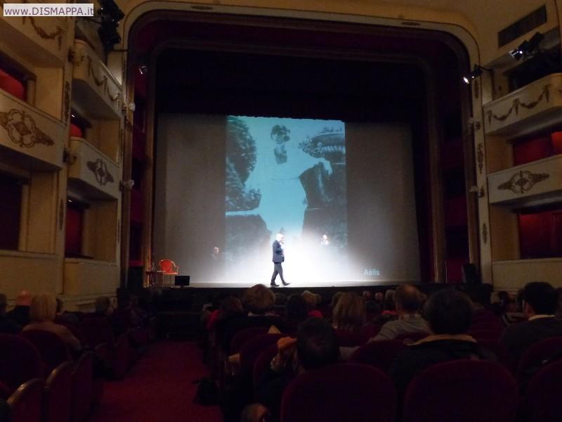 Giordano Bruno Guerri al Teatro Nuovo di verona