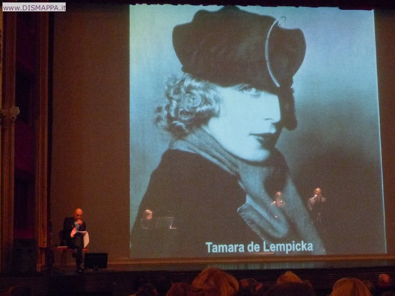 Giordano Bruno Guerri e Tamara de Lempicka