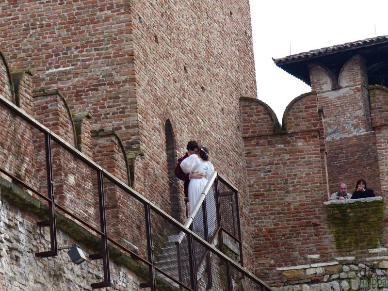 Giulietta e Romeo a Castelvecchio