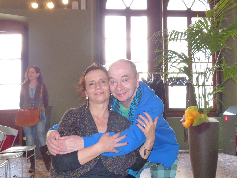 Lindsay Kemp's Interview on his Romeo and Juliet Project