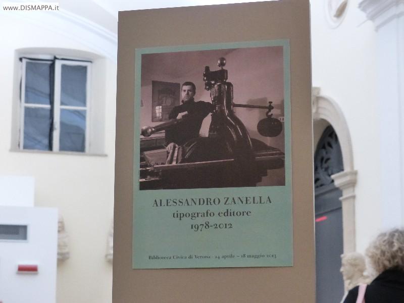 Mostra dedicata ai libri stampati da Alessandro Zanella