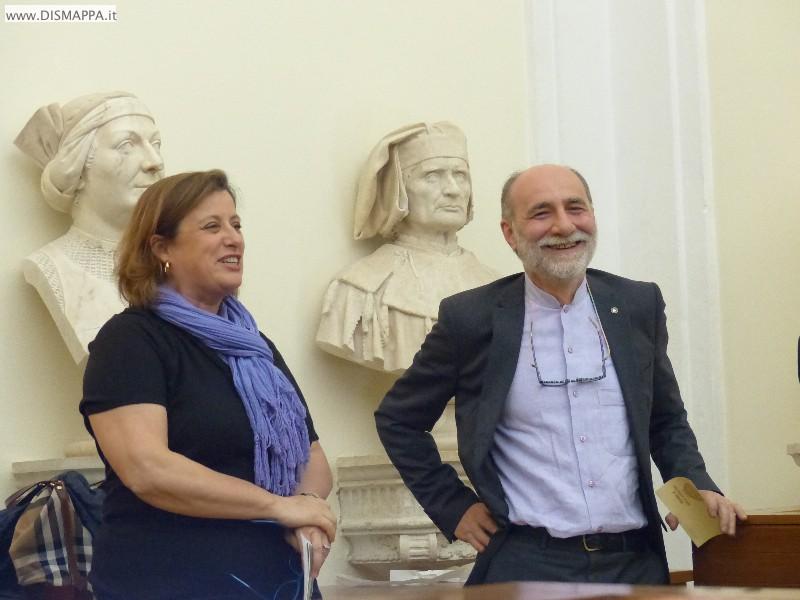 Antonia Pavesi e Agostino Contò