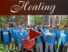 Healing video link