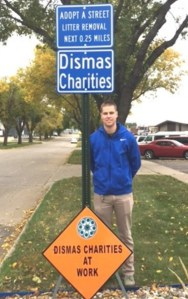Dismas Charities Sioux City Adopts A Street
