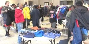 Dismas Charities Atlanta Holds 'Good Neighbor Project' Benefits Homeless