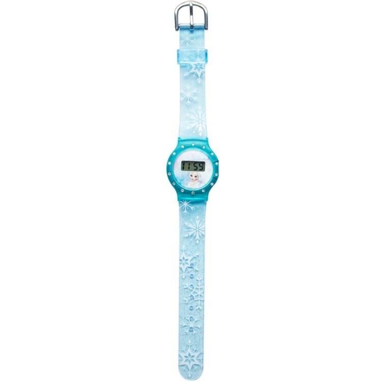 Blauw Disney Frozen digitaal horloge voor meisjes