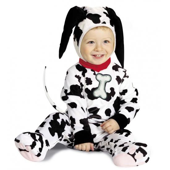 Dalmatier kostuum voor baby's