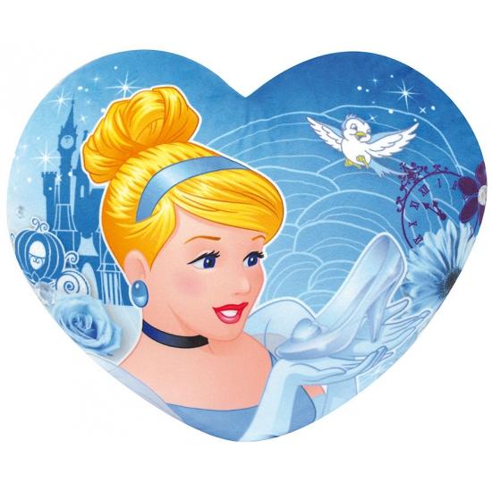 Disney Assepoester hartvormige kussens