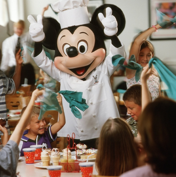 10 of the Best Restaurants for Those Visiting Disney World for the First Time 2