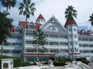 Seven Seas Lagoon area resort