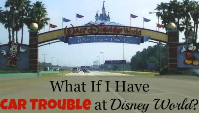 Disney Car Care Center