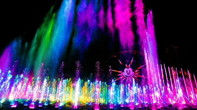 Classic World of Color Re-opens
