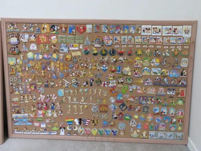 Disney DIY – Disney Pin Displays 3