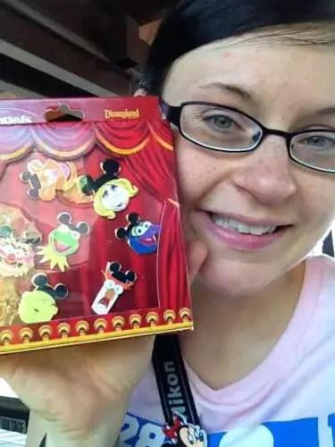 Disney DIY – Disney Pin Displays 1