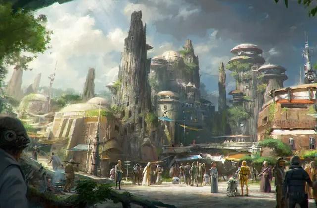 Avatar Star Wars Opening