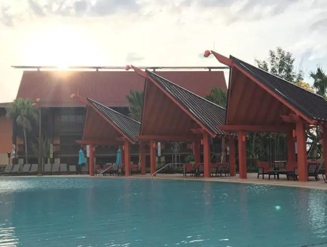 Disney World Deluxe Resort