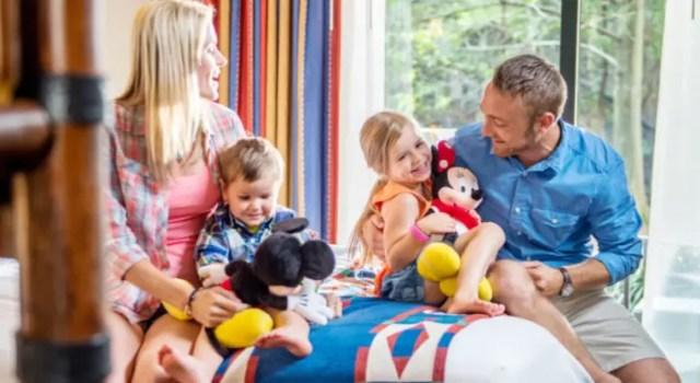 Disney World Small Children