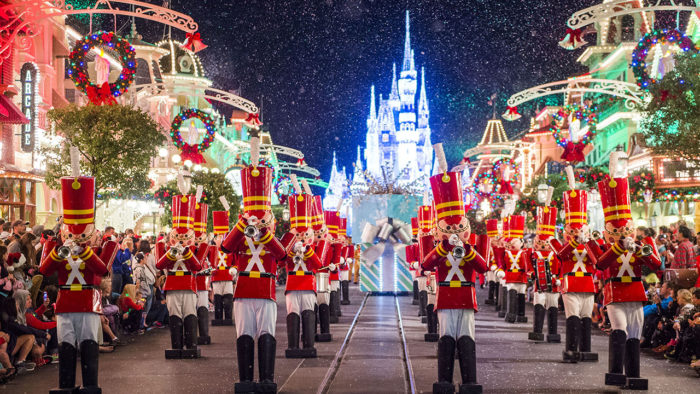 Mickey's Very Merry Christmas Party