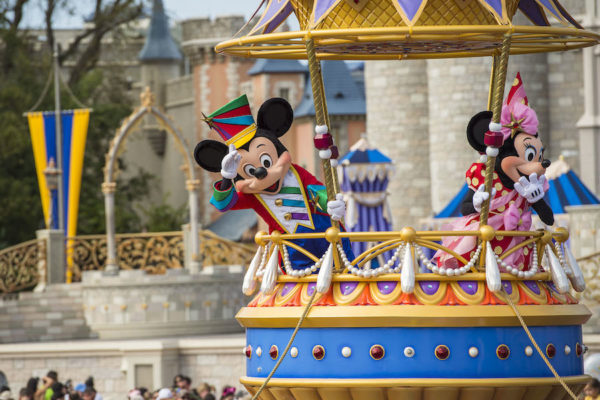 10 Tips for your First Disney Vacation