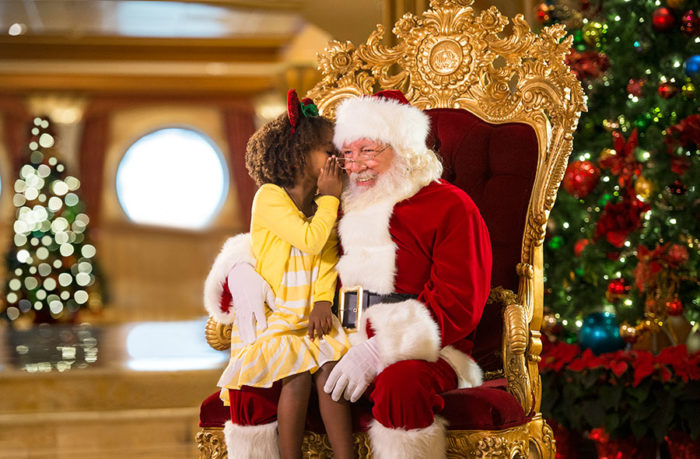 disney christmas cruise