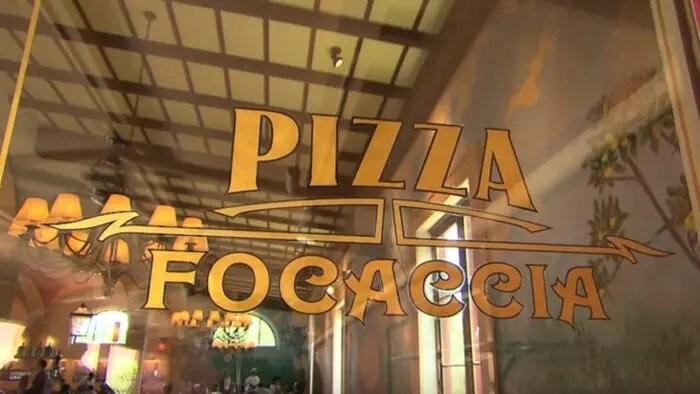 Disney World Best Pizza