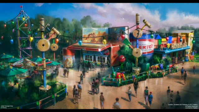 5 Things We Know About Disney World's Toy Story Land 3