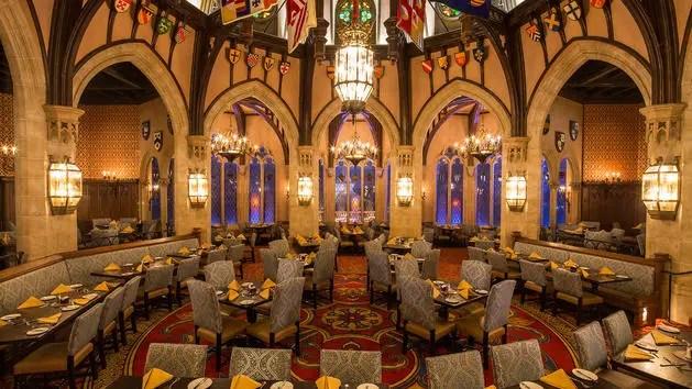 Magic Kingdom Breakfast