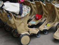 The best stroller for Walt Disney World is not the one you rent in the parks.