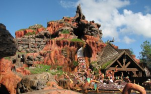 Splash Mountain is one of the best rides for adults at Disney World