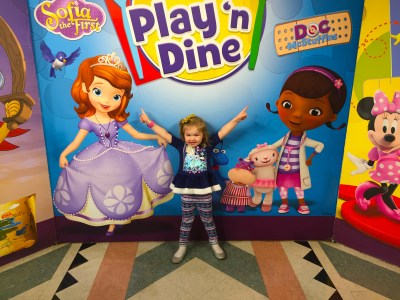 Disney Jr Play 'n Dine at Hollywood & Vine is one of the best character dining experiences for preschoolers