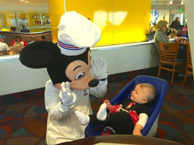 Chef Mickey's is one of the best Character Dining experiences at Disney World